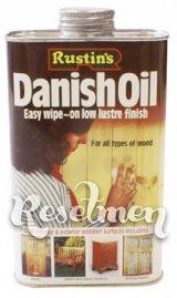 Rustins Danish Oil 5 литров