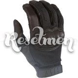 HWI HKTG100 Hard Knuckle Tactical Glove, Black