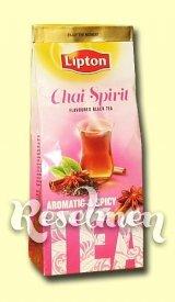 Черный заварной чай Lipton Chai Spirit