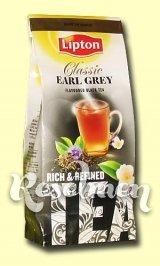 Черный листовой чай ЛИПТОН Earl Grey с бергамотом