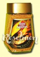 Bon Aroma Gold. Растворимый кофе (стекло 100 грамм)