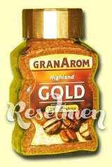 GranArom Gold. Растворимый кофе 100% арабика