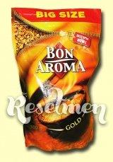 Bon Aroma Gold. Растворимый кофе (big size мягкая)