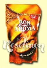 Bon Aroma Gold. Растворимый кофе (мягкая упаковка - 150 грамм)