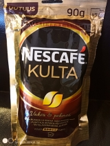 Кофе растворимый Nescafe Кulta 90 g мягкая упаковка
