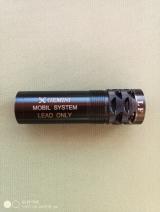 Gemini choke 12 Gauge Mobilchoke Ported +20 mm / LF / 0.76 / Lead Only/
