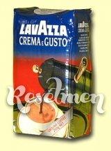 Заварной кофе LAVAZZA Crema l Gusto (Италия)