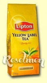 Крупнолистовой черный чай LIPTON