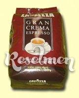 Кофе в зерне Lavazza gran crema espresso