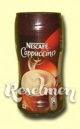 Кофе Nescafe Cappuchino со сливками