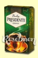 """Кофе молотый Paulig """"PREZIDENT"""" для чайников"""
