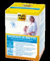 Витамины Multi-tabs Raskaus ja Imetys, 120шт