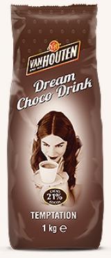 Van Houten Temptation - Горячий шоколад 1 kg