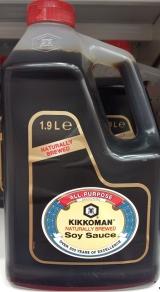 Соевый соус Kikkoman 1,9 л