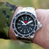 Часы наручные Marathon Jumbo Diver's Maple LGP with MaraGlo