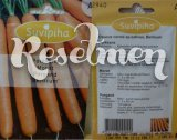 Морковь Berlicum