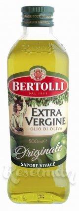 BERTOLLI Масло оливковое для салатов 0,5 л