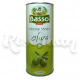 Basso Масло оливковое Оlio di sansa di oliva - 1 л