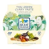 Blue Dragon тайская зеленая паста карри 50г / thai green curry paste