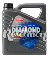 Diamond Plus 0W-40 4 l