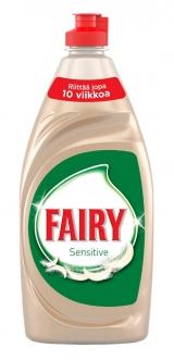 Fairy гель для посуды для чувствительной кожи 500мл / Naturals Sensitive astianpesuaine