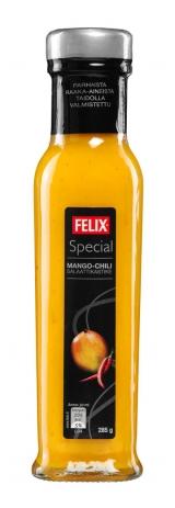 Felix дрессинг манго-чили 285г / Special mango-chili salaattikastike