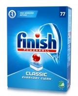 Finish Classic таблетки для посудомоечной машины 77шт / Classic Astianpesutabletti konetiskiin