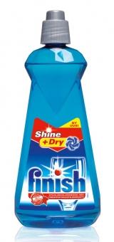 Finish ополаскиватель для посудомоечной машины 400мл / Shine&Dry huuhtelukirkaste