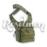 Tactical shouder/leg multi pocket, оливковый