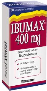 IBUMAX 400mg 30 tabl.