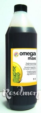 Omegamax масло лосося 1л
