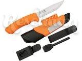 Morakniv Bushcraft Survival Knife, оранжевый