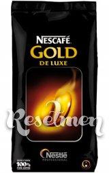 Кофе растворимый Nescafe Gold De LUX 250 g