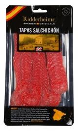 Ridderheims Салями сальчихон 100г / Tapas Salchichón вакуум. пак.