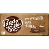 Шоколад молочный Panda Suklaa ToffetAytesuklaa с ирисовой начинкой Panda 100 гр
