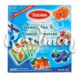 Чай Victorian Gree Tee Finnis Berries